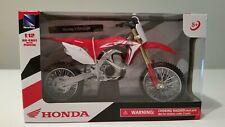 Newray Motorcross Dirt Bike Red Honda CRF450R
