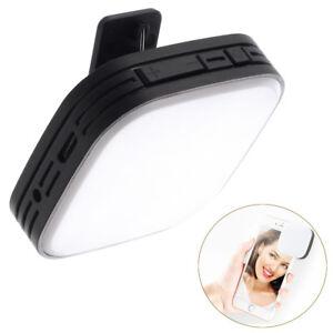 Godox Selfie 32-LED Video Flash Fill Light For GALAXY S9 iPhone X 8 Smart Phone
