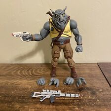 NECA ROCKSTEADY Cartoon Teenage Mutant Ninja Turtles 7? Action Figure