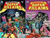Secret Society Of Super Villains Vol 1 & 2 Hardcover DC Comics Graphic Novel