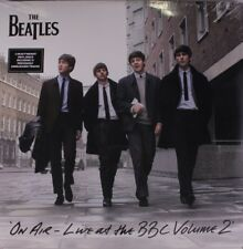 The Beatles On Air Live at the BBC Vol Two 3 X VINYL LP SEALED