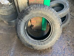 255/70R16 111S  General Grabber AT Unused Tyre Dot15 X1 Tyre