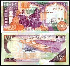 SOMALIA - 1000 shiling 1996 FDS - UNC
