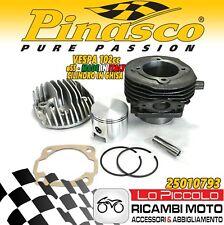 25010793 KIT CILINDRO GRUPPO TERMICO PINASCO D.55 102 cc IN GHISA VESPA PK 50 S