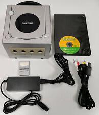 Nintendo GameCube silber,Japanische Version (NTSC-J)