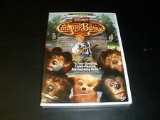 NEW DISNEY'S THE COUNTRY BEARS DVD BRAND NEW SEALED