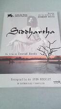 "DVD ""SIDDHARTHA"" PRECINTADA DIGIPACK CONRAD ROOKS SVEN NYKVIST HERMANN HESSE"