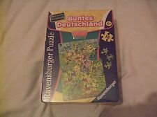 Ravensburger Buntes Deutschland 80 Piece Puzzles