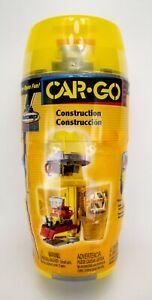 2004 Matchbox Car-Go Construction Playset w/ Chevy Highway Maintenance Truck