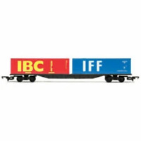 Hornby R6425 OO Gauge FFA Container Wagon