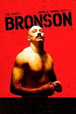 Bronson movie poster print  : 11 x 17 inches Tom Hardy poster