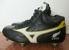 Mizuno New Zealand All Blacks Rugby Football Cleats US 13 EUR 47 NEW