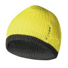 Thinsulate Woll Mütze atmungsaktiv Fluoreszierend gelb