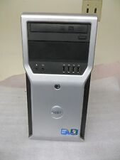 Dell Precision T1600 Workstation Xeon E31225 3.10GHz 8GB RAM 1TB  Win 10 64bit