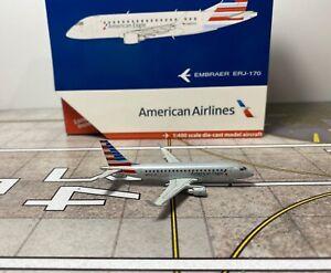 1/400 Gemini Jets American Eagle Republic Airlines Embraer ERJ-175LR N401YX