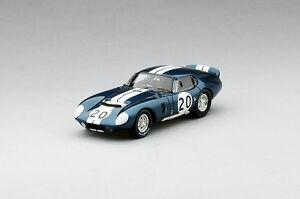 TSM154357 TSM-Model 1/43:Shelby Daytona Coupe 1965 Spa 500KM 1st GT  B.Bondurant