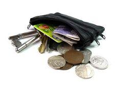 Accessoires porte-monnaies noirs pour homme