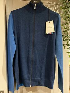 paul smith pullover Cardigan Extra Small Rrp £195