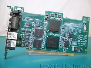 HP A5838-69001 2-port LAN/2-port Ultra2 LVD/SE SCSI Adapter A5838-60001 A5838A