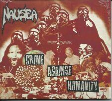 NAUSEA-CRIME AGAINST HUMANITY-DIGI-grindcore-terrorizer-repulsion-napalm death