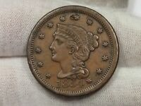 XF 1854 Braided Hair Large Cent.  #37