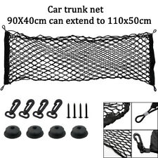 Auto Rear Trunk Cargo Net Mesh Storage Organizer Pocket Universal