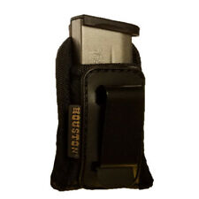 IWB Magazine Multi use Pouch for Med Single Stack 9mm, Glock 43, M&P Shield, XDS