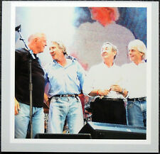 PINK FLOYD POSTER PAGE LIVE 8 HYDE PARK LONDON CONCERT WITH ROGER WATERS. H49