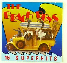 CD - The Beach Boys - 16 Superhits - A5075