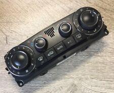 Mercedes CLK W209 Clase C W203 Calentador Interruptor Unidad De Control Climático AC A2038303485