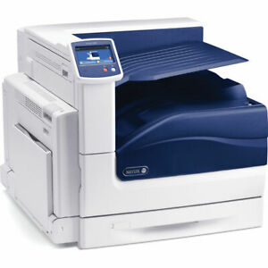 Xerox Phaser 7800/DNcolor Laser Printer tabloid A3 13X18 LOW COUNT wide format