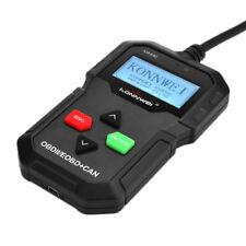 KW590 Car Engine Fault Code Reader Diagnostic Reset Tool OBD2 BUS EOBD KONNWEI