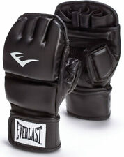 Everlast mma Grappling guantes closed Thump-negro UFC Fight gloves