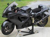Central Paddock Stand Lift W/ Pin For BMW Ducati Honda Suzuki Kawasaki Yamaha
