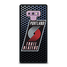 PORTLAND TRAIL BLAZERS Samsung Galaxy Note 4 5 8 9 Case Cover