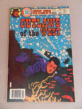 Outlaws of the West 87 . Charlton 1980  - FN +