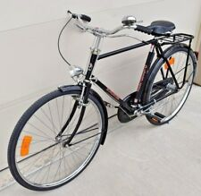 VINTAGE PASHLEY ROADSTER TOURING BIKE - MADE IN ENGLAND - 3 SPD - LEATHER SEAT