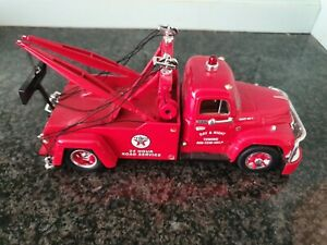 FIRST GEAR Texaco PBOSTA IOWA Tow Truck diecast made in china 1996