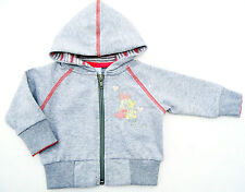 Neu! Disney Minnie Mouse Stretch Kapuzenjacke Sweatjacke Kapuze Jacke  62 68  74