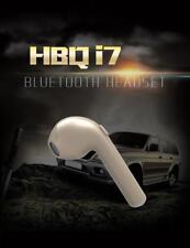 2 Ecouteur Intra-Auriculaire Invisible Bluetooth Oreillette Sans Fil HBQI7 Micro