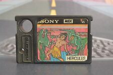 Msx Hercules transport multiple