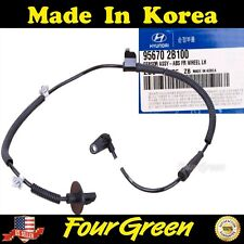 ABS Wheel Speed Sensor Front Left for Hyundai Santa Fe 07-09 Accent