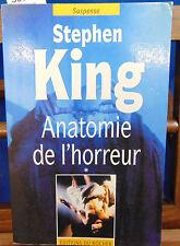 King Anatomie de l'horreur, tome 1 ...