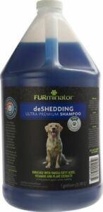 FURminator Dog DeShedding Ultra Premium Shampoo Made in USA Gallon