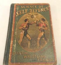 ** RARE ** Science of Self Defence Wrestling,Sparring etc Circa 1874