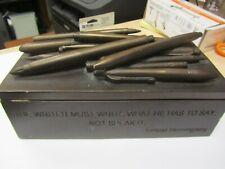 "Ernest Hemingway Writer""s Trinket Box with Inscription on Box !!!"