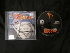 PS1 : ADIDAS POWER SOCCER - ITA ! Prima stampa ! Compatibile PS2 e PS3