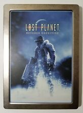 XBOX 360 game: Lost Planet: Extreme Condition - Steel Case Collector's Edition
