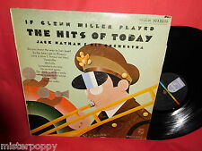 JACK NATHAN If Glenn Miller played The Hits of Today LP 1969 USA EX