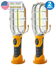 Handy Cordless Ultra Bright LED Work Light Magnetic Base Hands Free Emergency